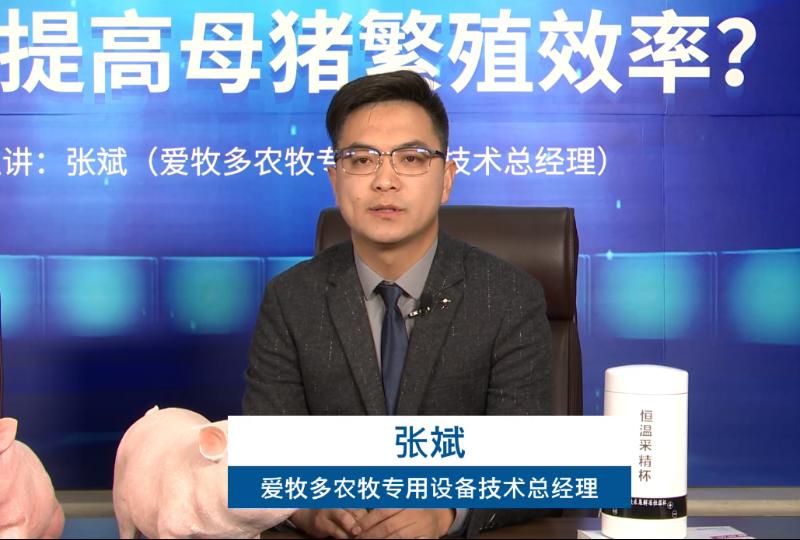 爱牧多技术总经理张斌