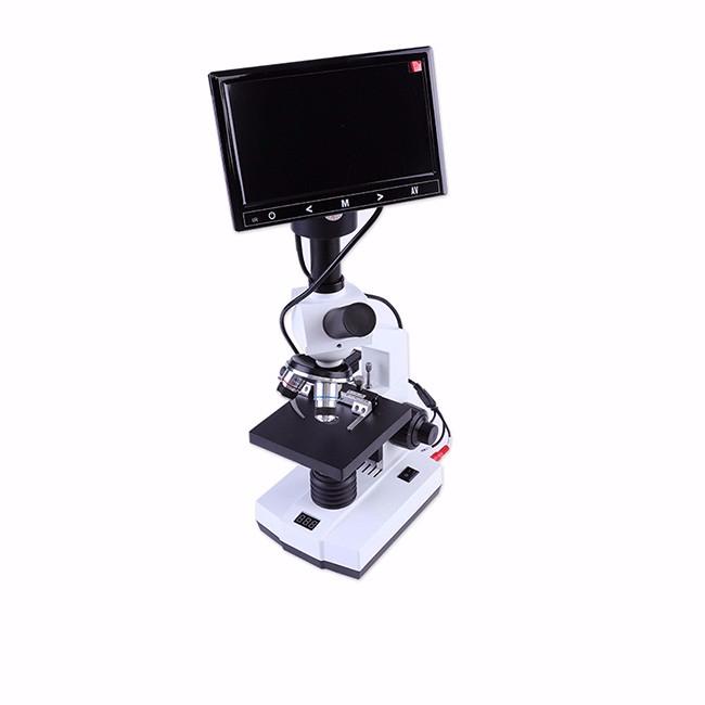 大屏显微镜